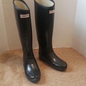 Hunter Regent Rain Boots 5M/6W